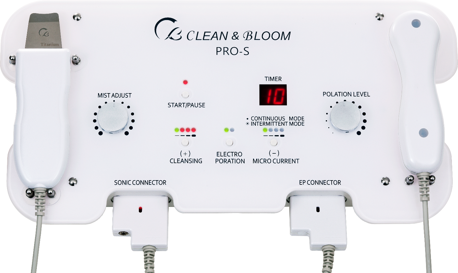 CLEAN&BLOOM PRO-S